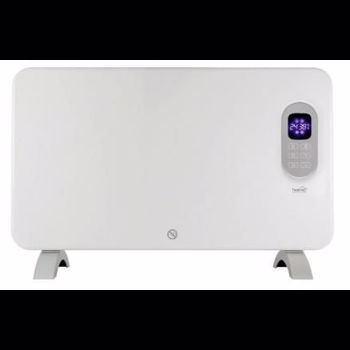Radiator Smart Home FK410WIFI, 1000W, Wi-Fi, IPX4, IOS, ANDROID, LCD touch, temporizator (Alb)