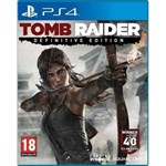 Joc consola Crystal Dynamics Tomb Raider Definitive Edition PS4