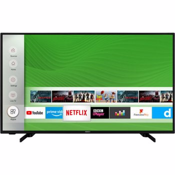 Televizor LED 108 cm Horizon 43HL7530U 4K Ultra HD Smart TV Black 43hl7530u/b