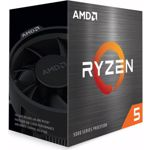 Procesor AMD Ryzen 5 5600X processor 3.7 GHz Box 32 MB L3