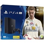 Consola Sony PlayStation 4 Pro 1TB + Fifa 18 + Playstation Plus 14 zile