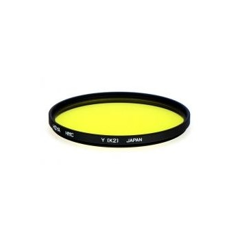Filtru Hoya Yellow K2 HMC 67mm