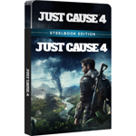 Joc Just Cause 4 Steelbook Edition pentru PlayStation 4