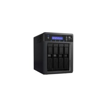 NAS Western Digital My Cloud Ex4 Personal Cloud 12TB USB 3.0