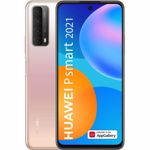 "Nou! Telefon Mobil Huawei P Smart 2021, Procesor Octa-Core Kirin 710A, IPS LCD Capacitive touchscreen 6.67"", 4GB RAM, 128GB Flash, Camera Quad 48 + 8 + 2 + 2 MP, 4G, Wi-Fi, Dual SIM, Android (Auriu)"