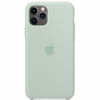 Husa Original iPhone 11 Pro Apple Silicon Beryl