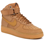 Pantofi NIKE - Air Force 1 High '07 Wb CJ9178 200 Flax/Wheat/Sum Light Brown