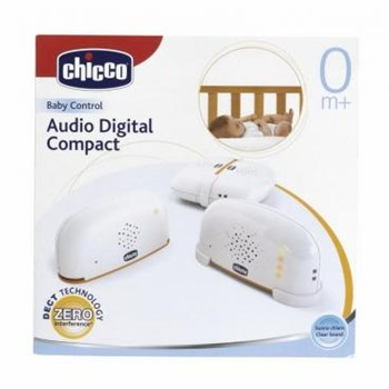 Interfon bebe Chicco Audio Digital Compact