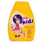 Sampon si gel de dus Dalin Kids - Caise, 300ml