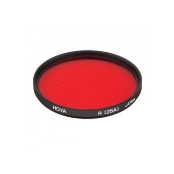 Filtru Hoya HMC Red 25A 67mm