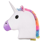 Jucarie de Plus Unicorn Perna Multicolor XXL 50 cm
