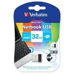Verbatim Netbook USB Drive 32GB - stick USB miniatural