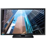"Monitor PLS LED Samsung 21.5"" LS22E65UDSG, Full HD (1920 x 1080), VGA, DVI, DisplayPort, Pivot, 4 ms (Negru)"