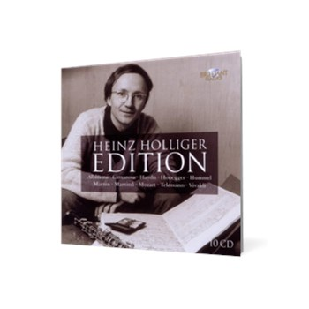 Heinz Holliger - Edition (10cd box)