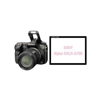 Giottos SP7303 Pro Optic Screen Protector Sony A700
