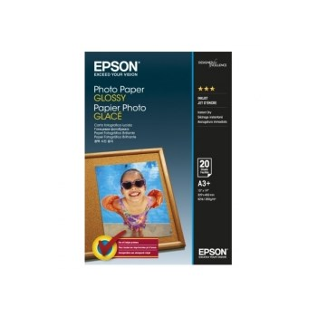 Hartie foto Epson Photo Paper Glossy A3+ 20 sheet