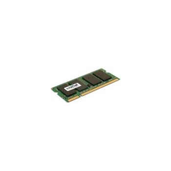 Memorie laptop Crucial CT25664AC800 , SODIMM, 2 GB DDR2, 800 MHz, CL 6,