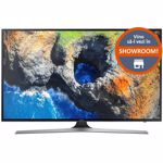 Televizor LED Samsung 40MU6102 101 cm, 4K Ultra HD, Smart, Negru