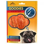 Recompense 4Dog Goodies Chicken Jerky Tenders, 100 g