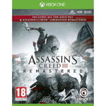 Joc Xbox One Assassin`s Creed 3 & Assassin`s Creed Liberation Remastered