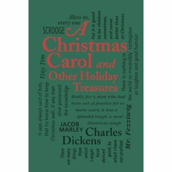 A Christmas Carol and Other Holiday Treasures, Paperback