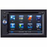 Radio CD auto Blaupunkt San Diego 530, Touchscreen, Bluetooth, 4x45W, USB, Negru