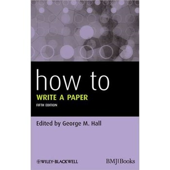 How To Write a Paper (How To)