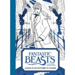 Fantastic Beasts and Where to Find Them: A Book of 20 Postcards to Colour (Fantastic Beasts)