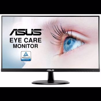 "Monitor LED Asus VP249HE 24"" FHD IPS 5ms negru"