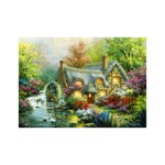 Puzzle Bluebird - Nicky Boehme: Country Retreat, 3.000 piese (70063)