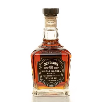 Whiskey Single Barrel, 45%, 0.7l