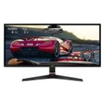 Monitor LED LG 34UM69G-B 34'', 2560X1080, IPS, 5M:1, 5ms GTG, 1ms MBR, 75HZ, 178/178, 250CD/M2, HDMI, PORT, USB-C, FREESYNC, NEGRU