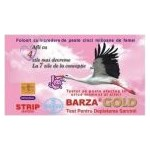 Test de sarcina BARZA Strip banda