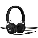 Casti audio On-Ear Beats by Dr. Dre EP, Negru, cu microfon