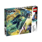 LEGO® Hidden Side / LEGO® Hidden Side™ - Trenul expres al fantomelor (70424)