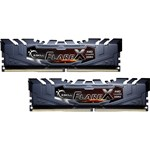 Kit Memorie G.Skill FlareX AMD 2x16GB DDR4 2400MHz CL15 Dual Channel f4-2400c15d-32gfx