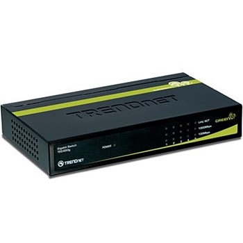 Switch Trendnet Gigabit Green 5P 101001000Mbps TEG-S50g teg-s50g