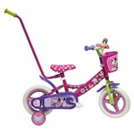Bicicleta Minnie Mouse 10 inch