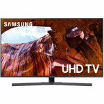 Televizor Samsung LED 55RU7402, 138 cm, Smart, Ultra HD, Slim, HDR10+, Wireless, Titanium Gray