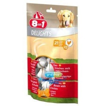 8in1 Delights Value Bag Xs