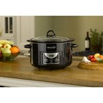 Crock-Pot Slow cooker digital, 4.7 l