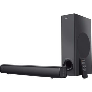Sistem Soundbar PC Creative Stage High Performance 160W, Bluetooth, telecomanda, Negru 51mf8360aa000