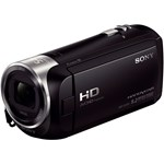 Camera video Sony HDRCX240EB, Full HD, Negru