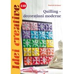 Quilling: decoratiuni moderne - Idei crative 110