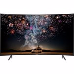 TV Samsung UE-49RU7372, Curved, UHD, Smart, UHD Dimming, Auto Depth Enhancer, HDR 10+, WiFi, DVB-T2CS2