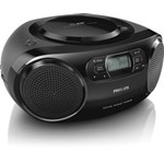 Sistem Audio Philips AZB500/12, Radio FM, CD Player (Negru)