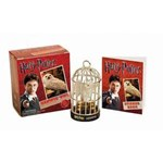 Harry Potter Hedwig Owl Kit and Sticker Book (Cadouri Harry Potter - Running Press)