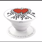 Suport Stand Adeziv Popsockets Family by Keith Haring P101541 (Multicolor)