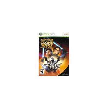 LucasArts Star Wars: The Clone Wars - Republic Heroes (XBOX 360)