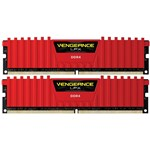 Kit Memorie Corsair Vengeance LPX 2x16GB DDR4 3200MHz CL16 Red cmk32gx4m2b3200c16r